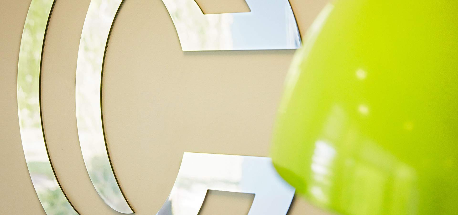 Logo miroir