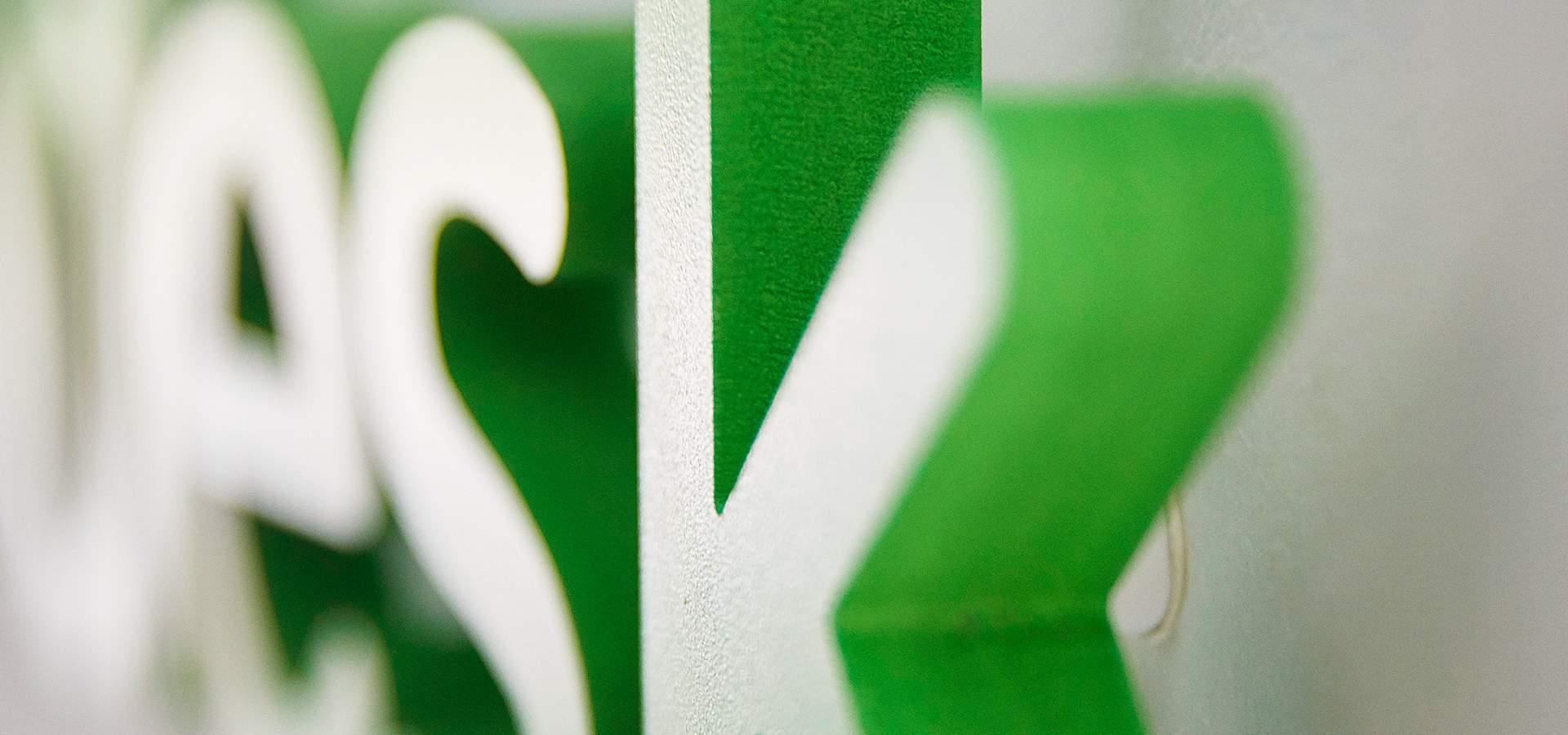 Logo PVC 3D