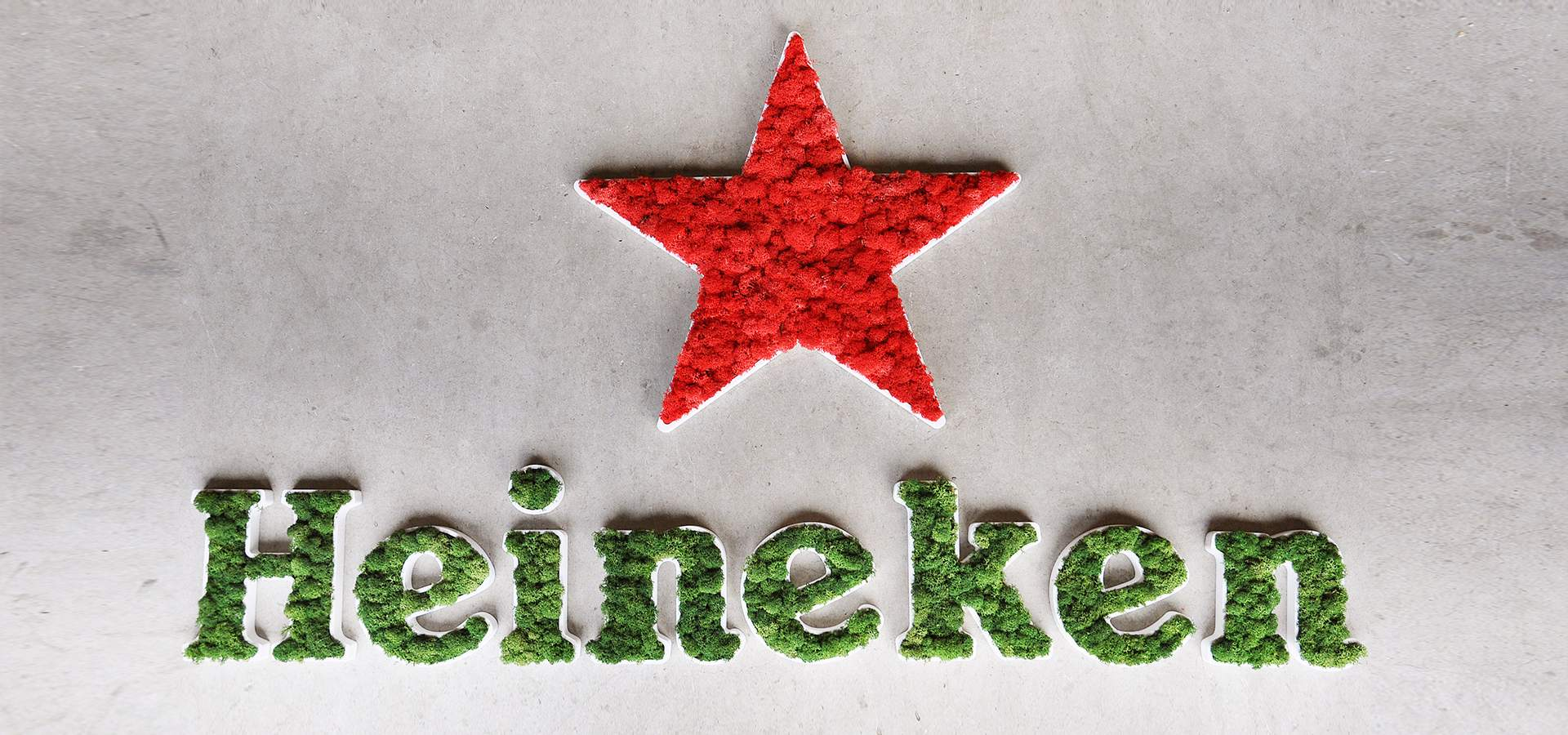 Logo Végétal Heineken