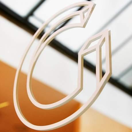 Lettre et logo vinyle polymère opaque